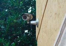 Видеонаблюдения в загородном доме