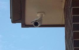 Наружные камеры видеонаблюдения для дома