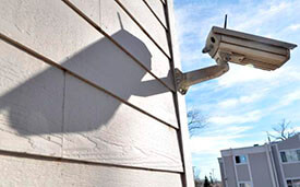 Стоимость видеонаблюдения для дома