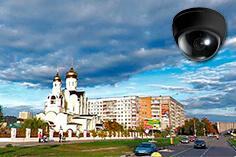 Видеонаблюдение в Апрелевке