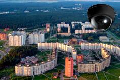 Видеонаблюдение в Черноголовке
