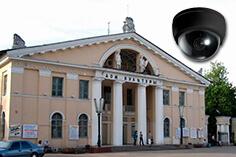 Видеонаблюдение в Дедовске