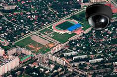 Видеонаблюдение в Домодедово