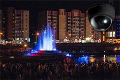 Видеонаблюдение в Дубне