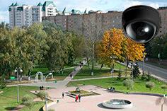 Видеонаблюдение в Ивантеевке
