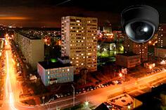 Видеонаблюдение в Краснознаменске