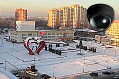 Видеонаблюдение в Наро-Фоминске
