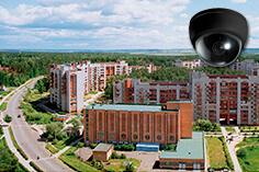Видеонаблюдение в Протвино