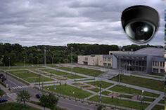 Видеонаблюдение в Рошале