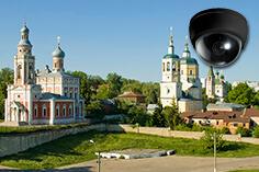 Видеонаблюдение в Серпухове