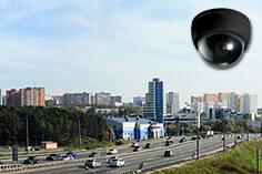 Видеонаблюдение в Видном