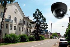 Видеонаблюдение в Высоковске