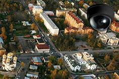 Видеонаблюдение в Звенигороде